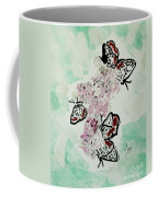 Spring Flutter Coffee Mug