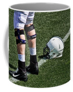 Spring Football Coffee Mug by Tom Gari Gallery-Three-Photography