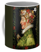 Spring, From A Series Depicting The Four Seasons Coffee Mug
