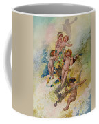Spring From The Seasons Commissioned For The 1920 Pears Annual Coffee Mug