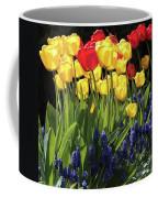 Spring Garden Sunshine Square Coffee Mug