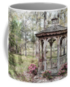 Spring Gazebo Painteffect Coffee Mug