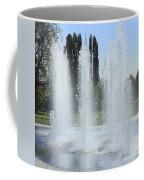 Spring H20 Sprays Coffee Mug