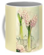 Spring Hyacinths Coffee Mug