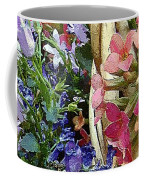 Spring In A Basket Coffee Mug