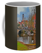 Spring In Bruges Coffee Mug