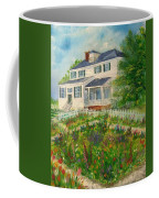 Spring In Colonial Williamsburg- Cole House Coffee Mug