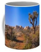 Spring In Joshua Tree National Park Coffee Mug