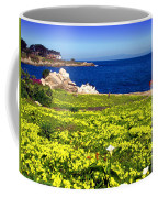 Spring In Pacific Grove Ca Coffee Mug