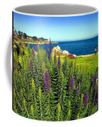 Spring In Pacific Grove Ca Two Coffee Mug