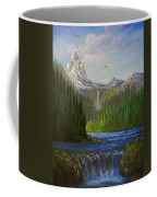 Spring In The Rockies Coffee Mug by C Steele