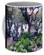 Spring In The Square Coffee Mug