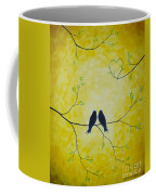 Spring Is A Time Of Love Coffee Mug