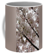 Spring Is Beautiful - A Cloud Of Pastel Pink Blossoms Coffee Mug
