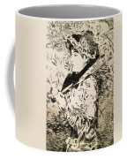 Spring   Jeanne Coffee Mug