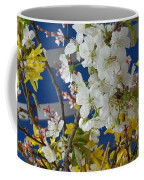 Spring Life In Still-life Coffee Mug