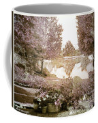 Spring Magical Fairyland Lake Coffee Mug