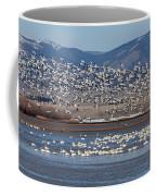Spring Migration Coffee Mug