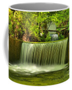 Spring Mill Spillway Coffee Mug