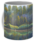 Spring On The Coosa  Coffee Mug