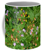 Spring On The Forest Floor Coffee Mug