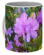 Spring Pink Azalea Coffee Mug
