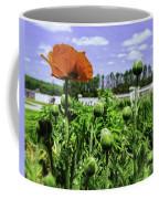 Spring Poppies Coffee Mug