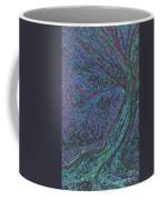 Spring Rain Tree Coffee Mug