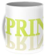 Spring Reflected Coffee Mug