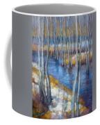 Spring River Thaw Coffee Mug