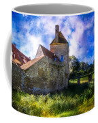 Spring Romance In The French Countryside Coffee Mug by Debra and Dave Vanderlaan