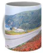 Spring, Route 1, California Coast Coffee Mug