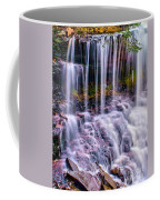 Spring Runoff At The Falls Coffee Mug