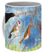 Spring Singing Beginning Coffee Mug