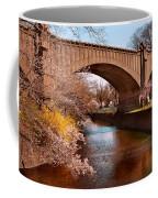Spring - Springtime In Newark Coffee Mug