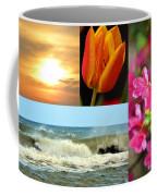 Spring Summer Collage Coffee Mug