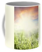 Spring Sun Coffee Mug