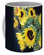 Spring Sunflowers Coffee Mug