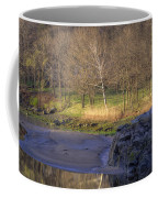 Spring Sunrise At Ring Bolt Rock Coffee Mug