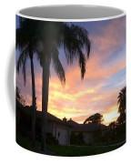 Spring Sunset Coffee Mug