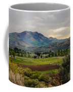 Spring Time In The Valley Coffee Mug by Robert Bales