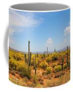 Spring Time On The Rolls - Arizona. Coffee Mug