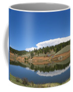 Ridge Over Burgess Res Divide Co Coffee Mug