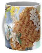 Spring Vintage Hat Coffee Mug