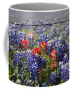 Spring Wildflowers Coffee Mug