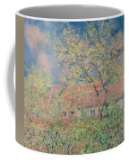 Springtime At Giverny Coffee Mug by Claude Monet