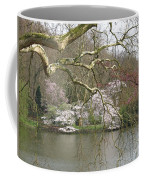 Springtime At The Pond Coffee Mug