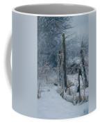 Springtime Icestorm Coffee Mug