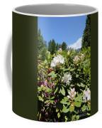 Springtime In The Cascades Coffee Mug