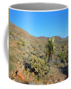 Springtime In The Cerbat Mountain Foothills Coffee Mug